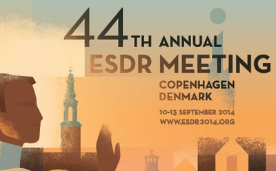 44th annual ESDR Meeting 2014