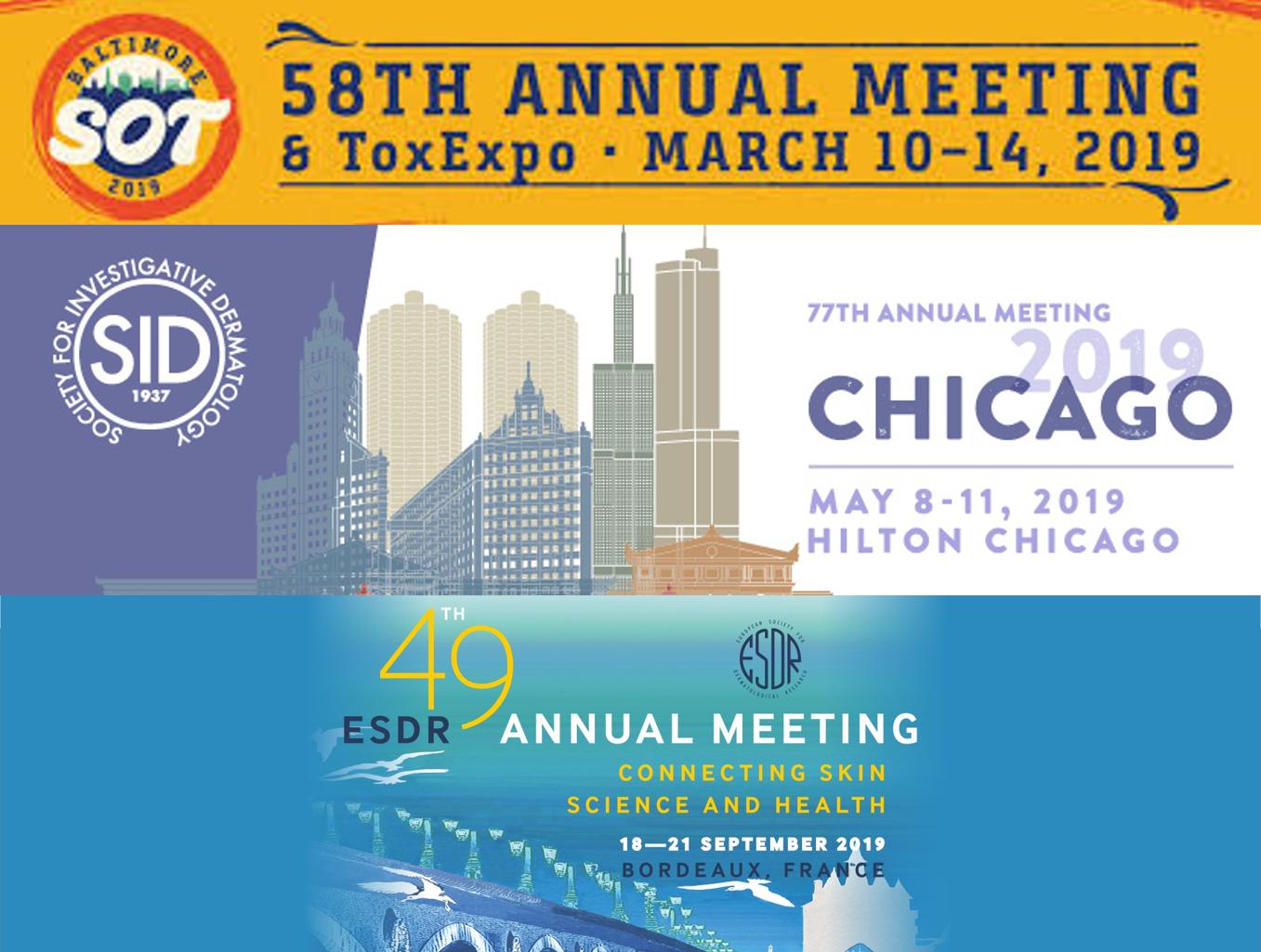 dermatology toxicology conferences