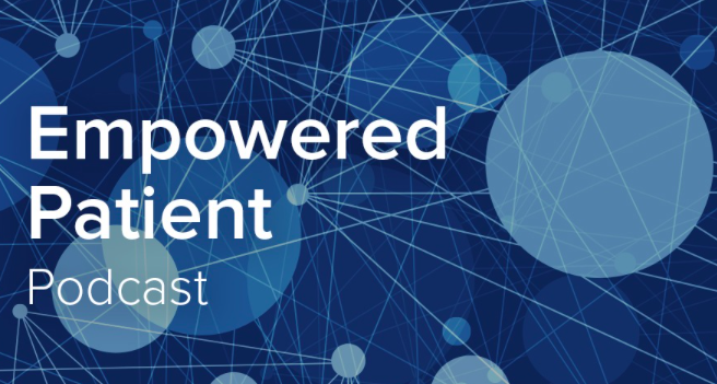Empowered Patient Podcast banner