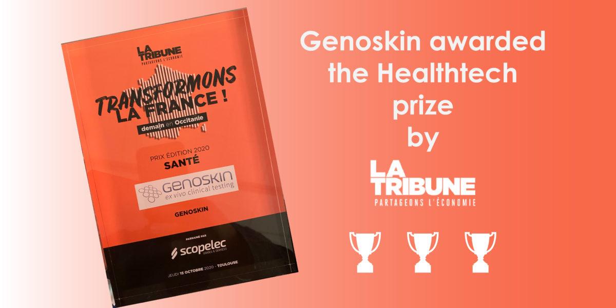 Transformons la France healthtech prize