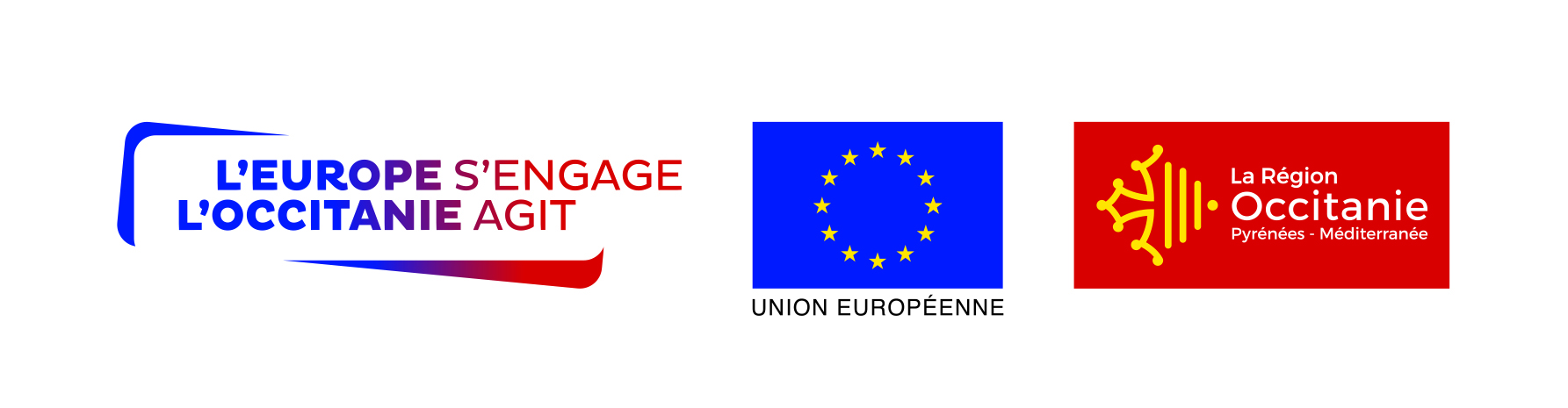 Union Européenne et Region Occitanie